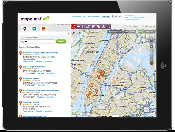 ipad-mapquest